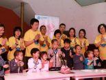 中国太保连续第23次开展司庆儿福院爱心公益活动