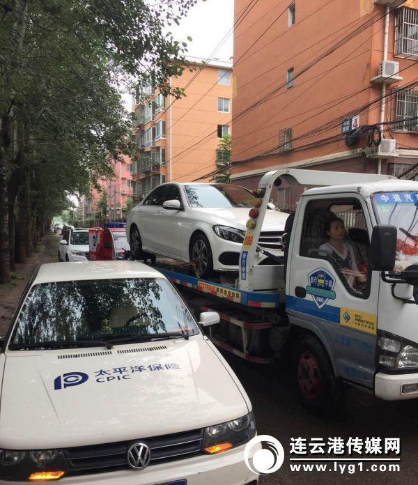 中国太保全力做好应急救援和查勘工作(2018-7-19)