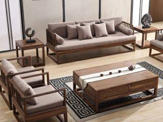 想要古典又舒适?新中式家具最适合你!