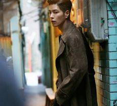 组图:韩星洪宗玄登男性时尚杂志 半裸秀身材腹肌明显