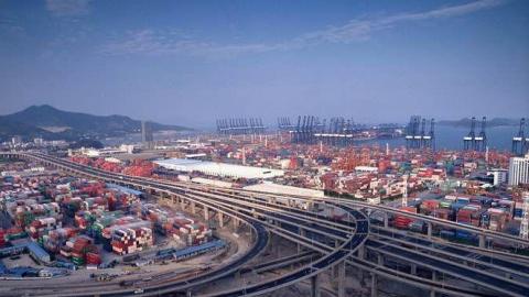 """连云港市被列为""""港口型国家物流枢纽承载城市"""""""