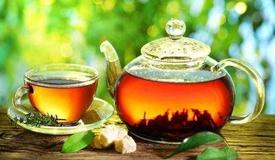 女性饮茶可防骨质疏松