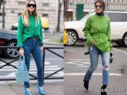 """玩轉""""綠色""""穿搭元素,把""""綠色時尚""""穿在身上!"""