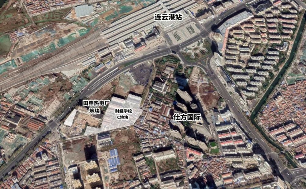 收藏!2020年连云港这些地块将要完成拆迁了!还有安置房进度!附地图!